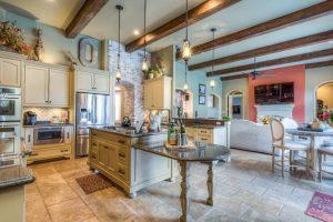 Kitdhen-Living-Room-Conroe-TX-Remodeling